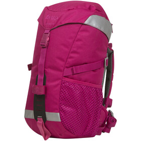 Bergans Nordkapp Mochila 12 Litros Niños, cerise/hot pink